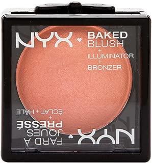 NYX Cosmetics Baked Blush Wonderlust