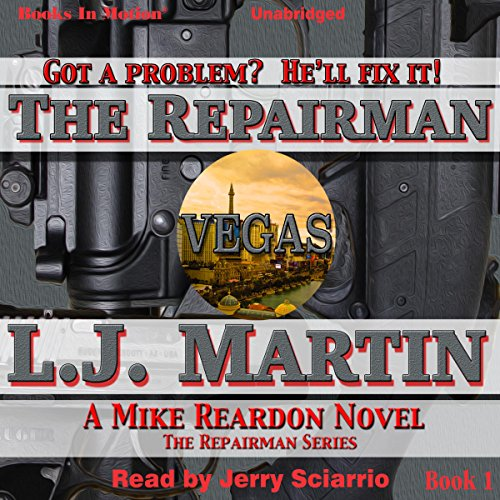 Couverture de The Repairman
