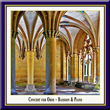 Concert for Oboe, Bassoon & Piano