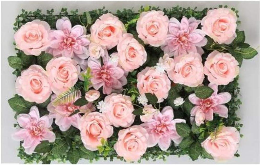 YD Simulation Phoenix Mall Plant Flower Background Fl Wall Super sale period limited Wedding