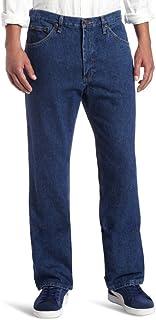Lee Uniforms Men's Regular Fit Bootcut Jean, Pepper Stone, 42W / 30L