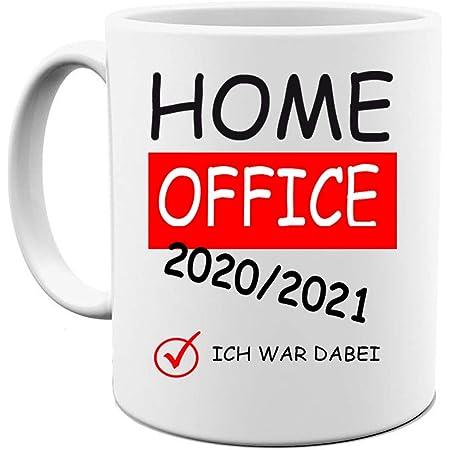 At Home Tasse Nerd Kaffeetasse Computer B/üro Arbeit Zuhause bleiben Home Office Tasse Spr/üche Tasse mit Schnecke