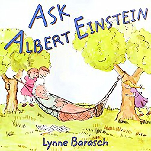 Ask Albert Einstein audiobook cover art