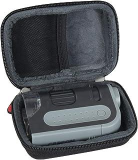 Hermitshell Hartschalenkoffer für Carson MicroBrite   ohne Mikroskop