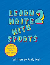 Learn 2 Write with Sports