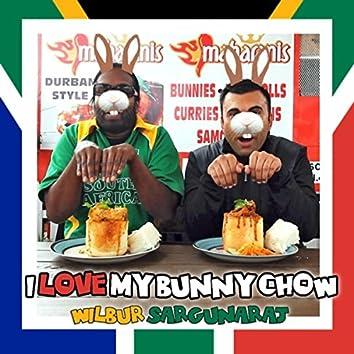I Love My Bunny Chow