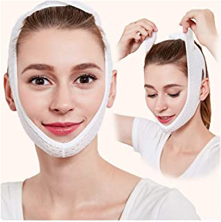 Upgrade Version V-Shape Face Slimming Mask for Women, Lifting and Tightening Chin Mask, Face Lift Stickers