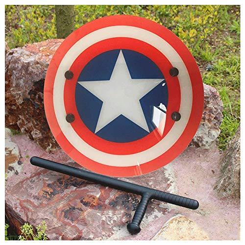 - Captain America Retro Kostüme