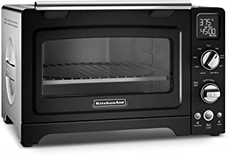 KitchenAid KCO275OB Convection 1800W Digital Countertop Oven, 12