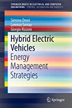 Hybrid Electric Vehicles: Energy Management Strategies (SpringerBriefs in Electrical and Computer Engineering)