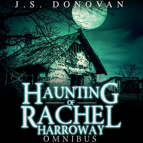 Couverture de The Haunting of Rachel Harroway Omnibus