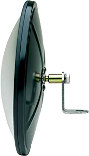 Fit System CL085OSH 8-1//2 Stainless Steel Round Convex Mirror