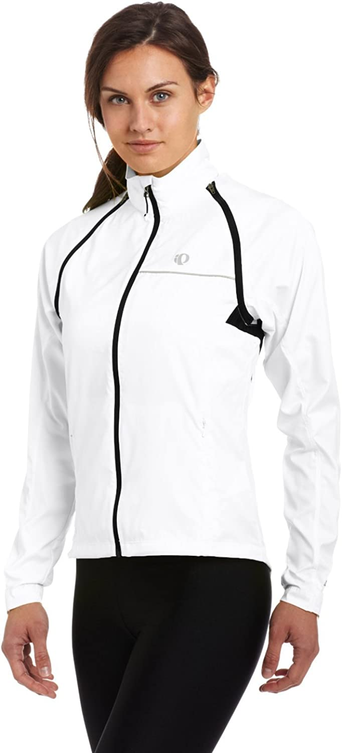 Pearl Izumi Limited time Dealing full price reduction cheap sale Women's Elite Barrier Convertible Cycling Wh Jacket