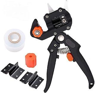 Aptech Garden Grafting Tools Pruner Kit, Fruit Tree Pruning Shears with Grafting Tape, Garden Nursery Cutting Scissor, V-G...
