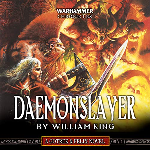Daemonslayer Audiobook By William King cover art