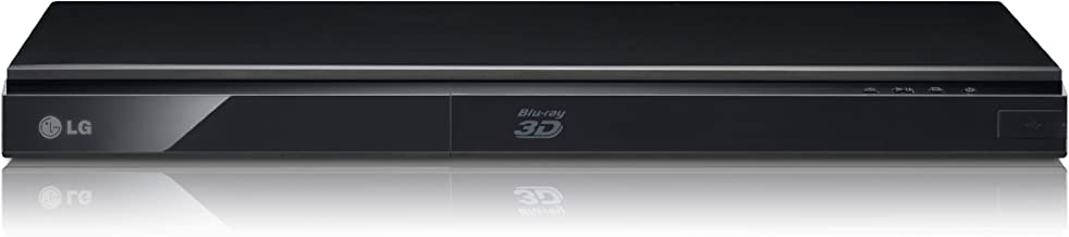 LG BP620 3D Blu-Ray Player with Built-In Wi-Fi - Black