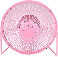 WQMMD Mini Estufa Estufa Estufa Caliente Aire portátil silencioso Escritorio de la Oficina del Estudiante hogar - Calentador-Rosa