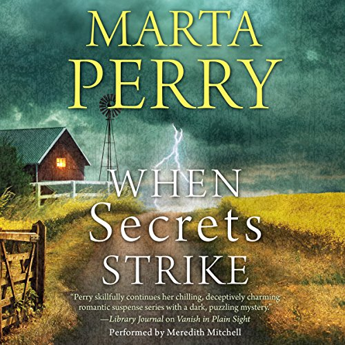 When Secrets Strike audiobook cover art