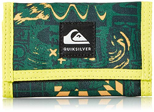 Quiksilver EVERYDAILY YOUTH, Monederos. para Niños, Greener Pastures, 1 SIZE