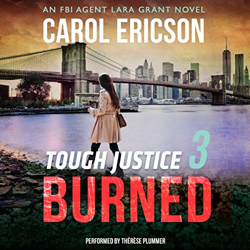 Tough Justice: Burned (Part 3 of 8) audiobook cover art