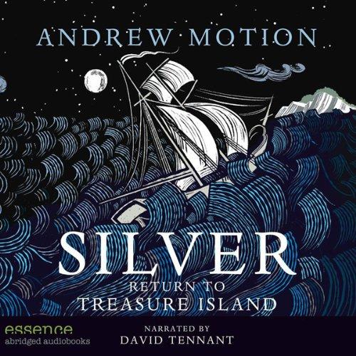Silver: Return to Treasure Island audiobook cover art