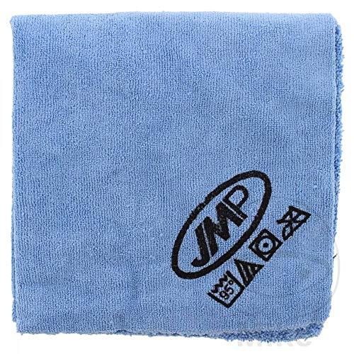 JMP Autoaufbereitungs-Mikrofasertuch 40x40cm schwarz 6152110