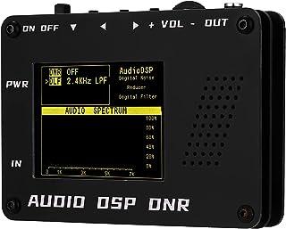 Leeofty USB PowerSupply Radio Shortwave Radio Audio DSP Noise Denoiser Reducer DNR Digital Filter 3.5mm Audio Input/Output...