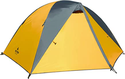 TETON Sports Mountain Ultra Tent; 1-4 Person Backpacking Dome Tent Includes Footprint and  sc 1 st  Amazon.com & Amazon.com: 3 Person - Backpacking Tents / Tents: Sports u0026 Outdoors