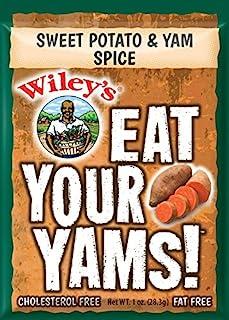 Wiley`s Sweet Potato & Yam Spice - 3 (THREE) 1oz Packets