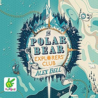 The Polar Bear Explorers' Club cover art