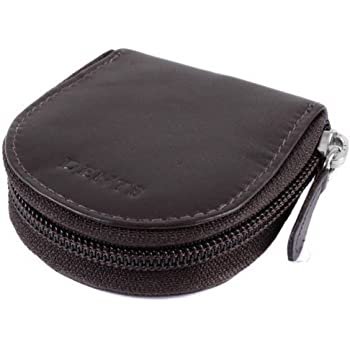 Mens New High Quality Leather Purse Horseshoe Coin Tray  2017 Models