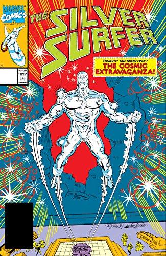 Silver Surfer (1987-1998) #42 (English Edition)