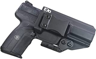 FDO Industries -Formerly Fierce Defender- IWB Kydex Holster FN Five-Seven -The Paladin Series -Made in USA-