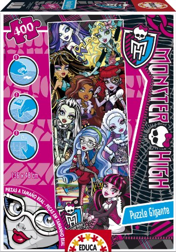 Monster High - Puzzle Gigante (Educa Borras 15633)