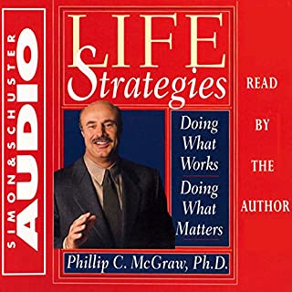 Life Strategies audiobook cover art