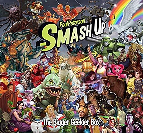 Alderac Entertainment 5515 - Smash Up: The Bigger Geekier Box