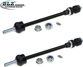 DLZ 2 Pcs Front Suspension Kit-2 Sway Stabilizer Bar Link Kit Compatible with 2002 2003 2004 2005 Dodge Ram 1500 Pickup 4WD K7422 MK7422