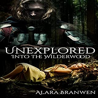Unexplored: Into the Wilderwood cover art