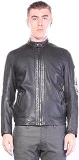 38525b4c231 Hugo Boss Men's Jaylo Jacket Jackets 100% Sheepskin Leather