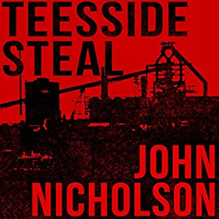 Teesside Steal cover art