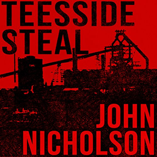 Teesside Steal audiobook cover art