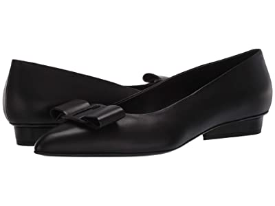 Salvatore Ferragamo New Viva (Nero) Women