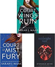 A Court of Wings and Ruin (A Court of Thorns and Roses)+A Court of Mist and Fury (A Court of Thorns and Roses)+Midnight Su...