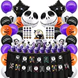 Nightmare Before Party Supplies Cake Topper Cupcake Toppers Theme Birthday Party Supplies Favors Toppers Decorations