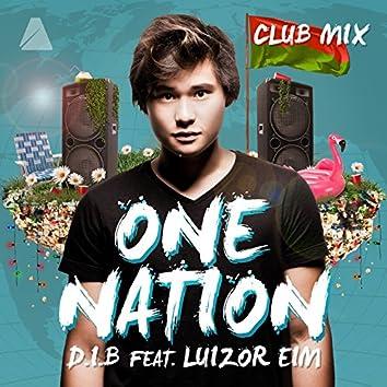 One Nation (Club Mix)