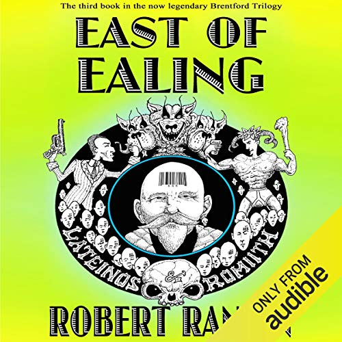 East of Ealing audiobook cover art