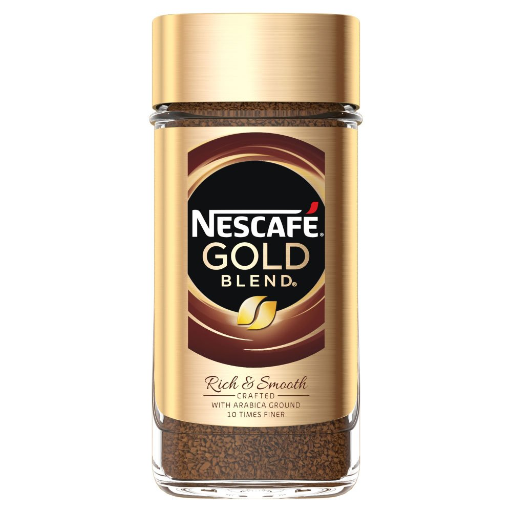 Nescafe Limited price sale Gold Blend Coffee 200g Mesa Mall