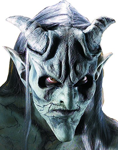 fx the halloween masks Reel FX Gargoyle Theater Quality Make Up Costume Mask