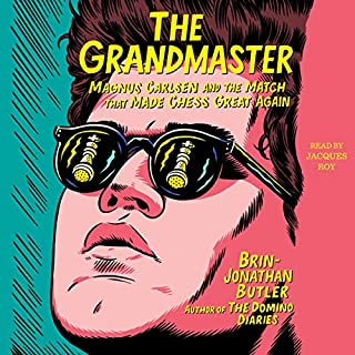 The Grandmaster audiobook cover art