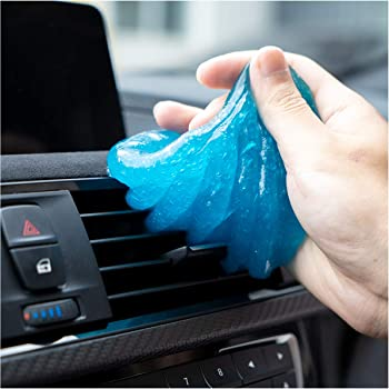 Sendida Car Cleaner Gel Detailing Putty - Auto Interior Cleaning Glue for PC Tablet Laptop Keyboards Car Vents Cleaner Slime Goop